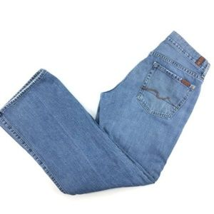7 For All Mankind 31x32 Jeans Relaxed Mens